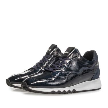 Patent leather Sneaker