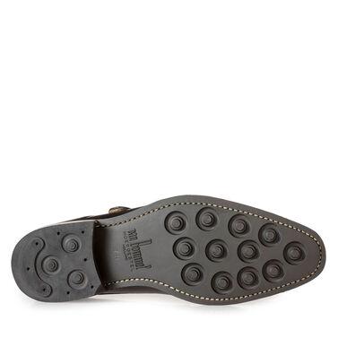 Leather monk strap Van Bommel