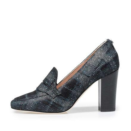 Printed high heels