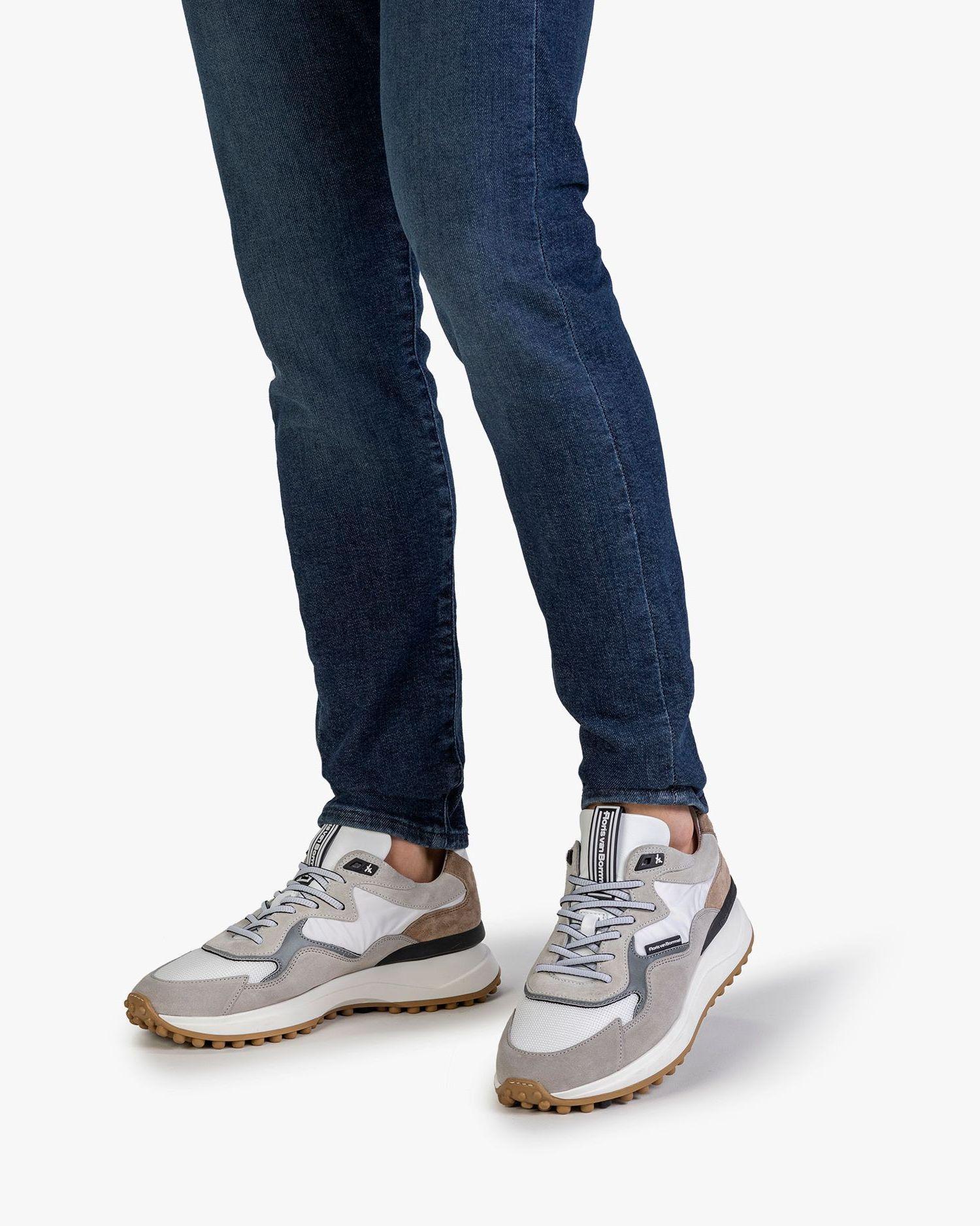 Sneaker white 16339/12 | Floris van Bommel Official®