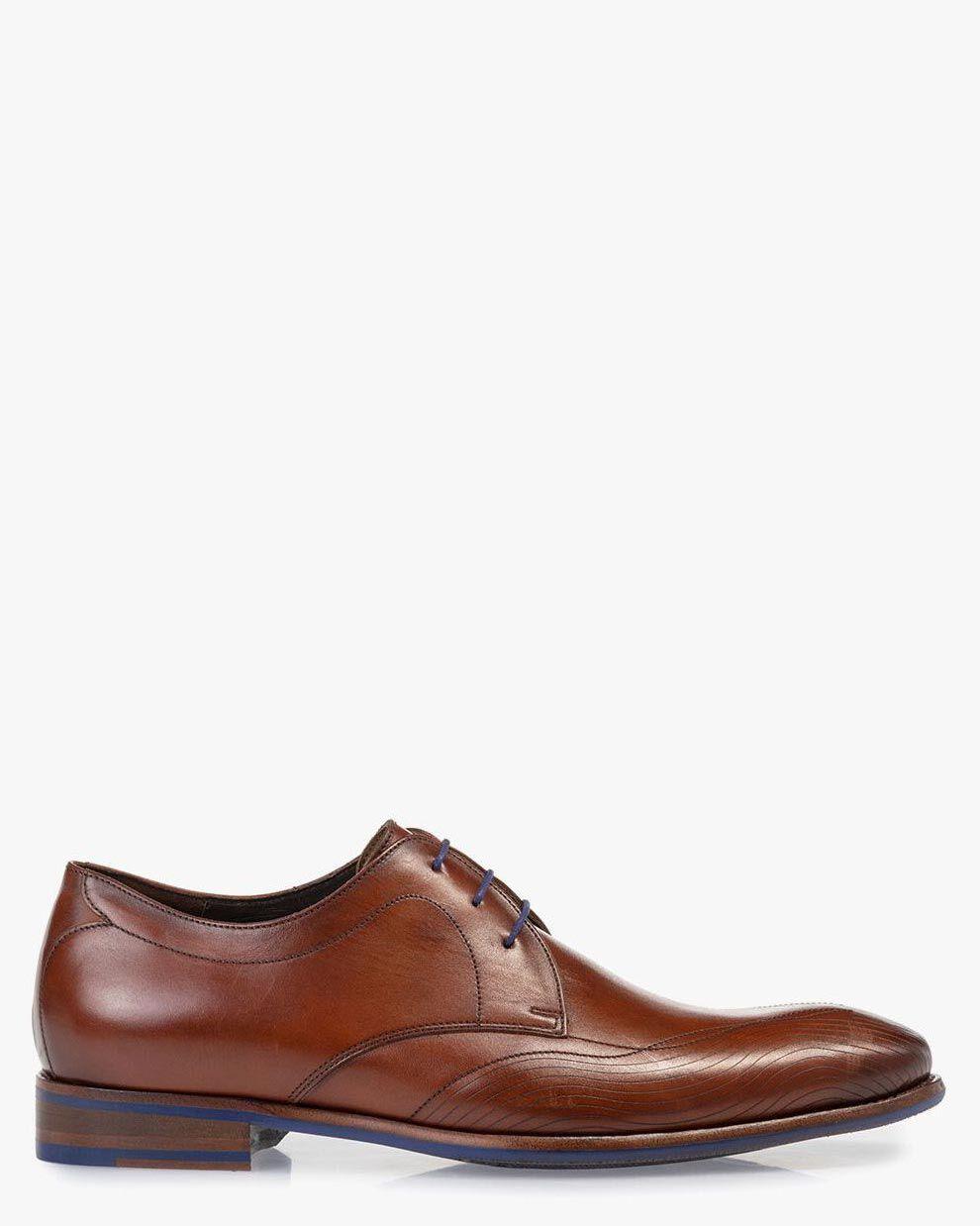 Lace shoes for men | Floris van Bommel Official®