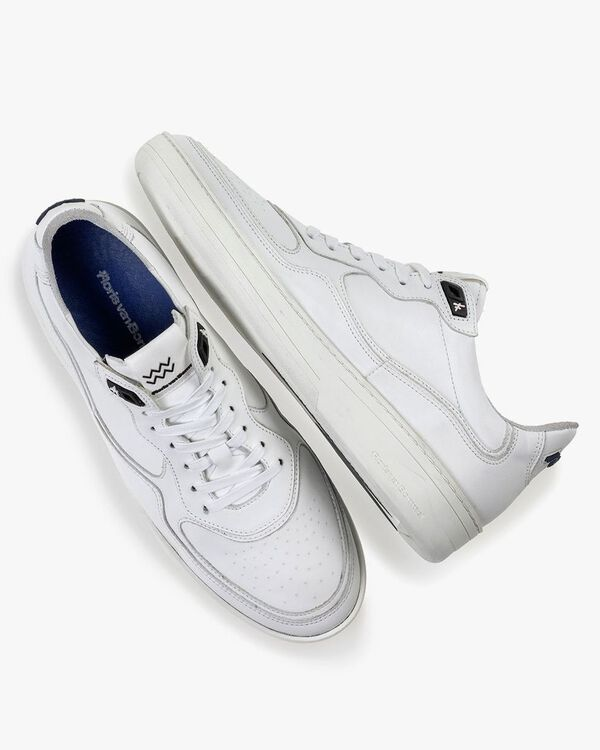 Sneaker white leather