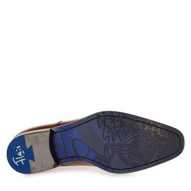 Lace shoe calf leather