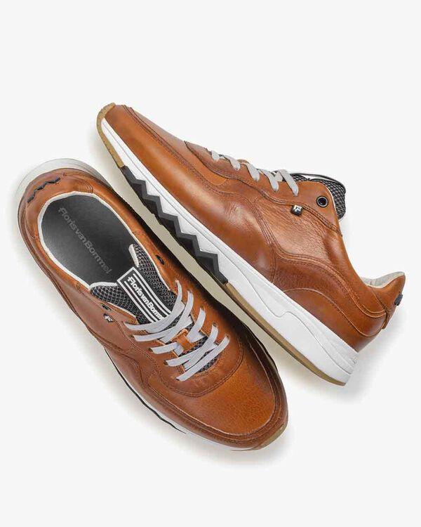 Nineti calf leather cognac