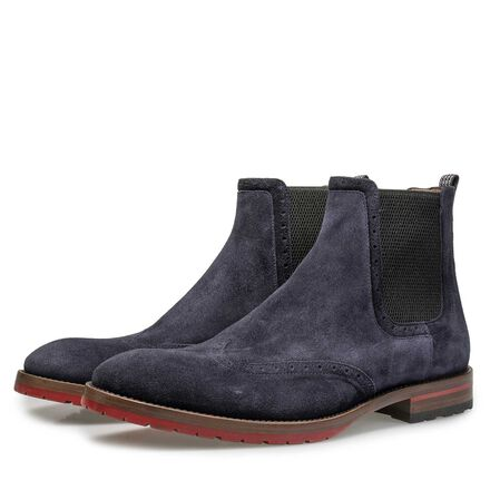 Leather Chelsea Boot