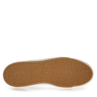 Leather sneaker women