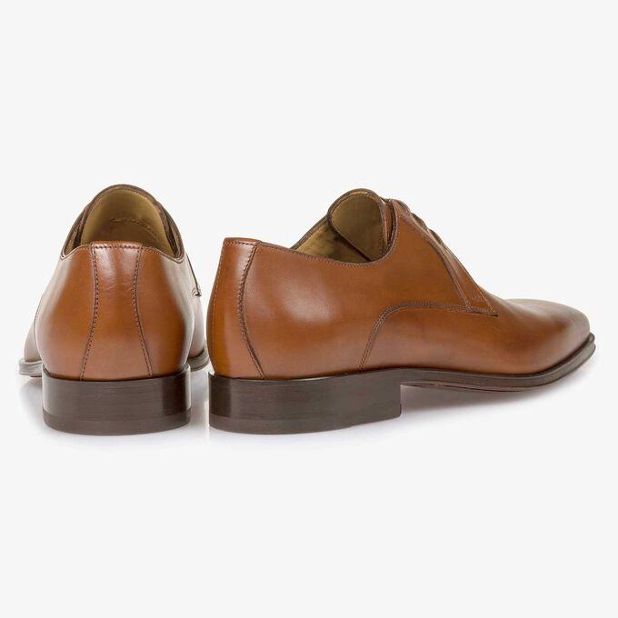 Italian calf leather lace shoe