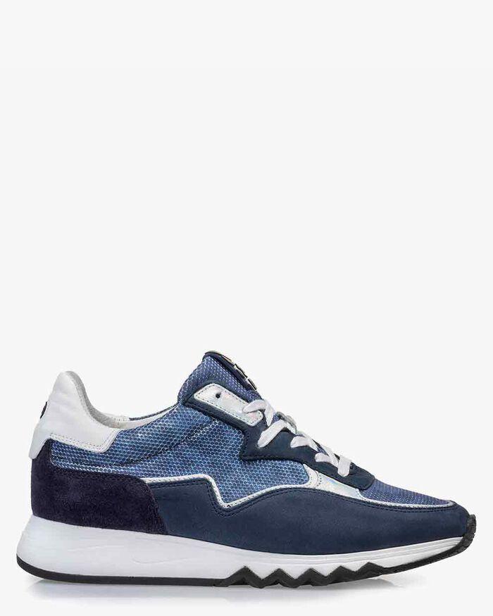 Nineti leather blue