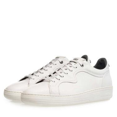 Premium calf leather sneaker