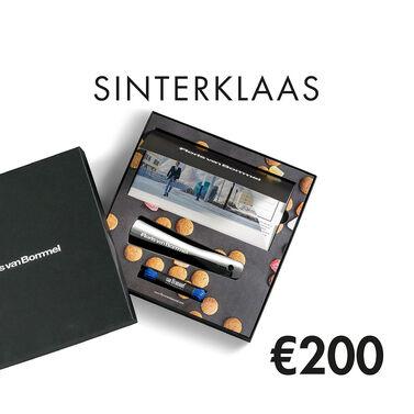 Floris van Bommel giftcard Sint-Nicolaas Theme