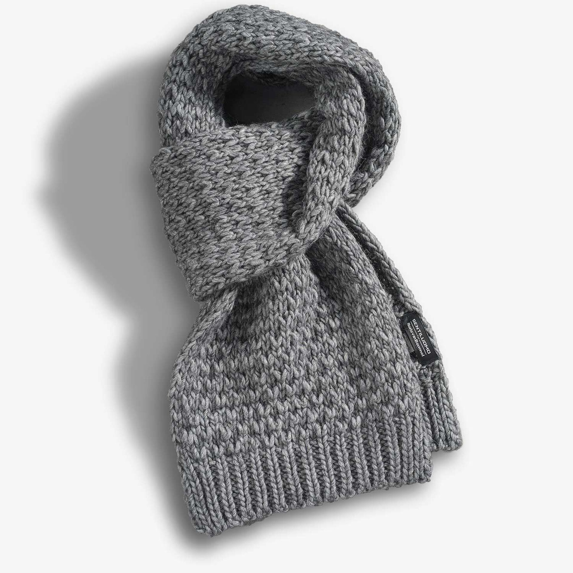 Floris van Bommel's Favourites scarf 'Gentiluomo for Floris van Bommel'