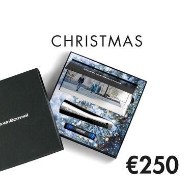 Floris van Bommel giftcard Christmas Theme