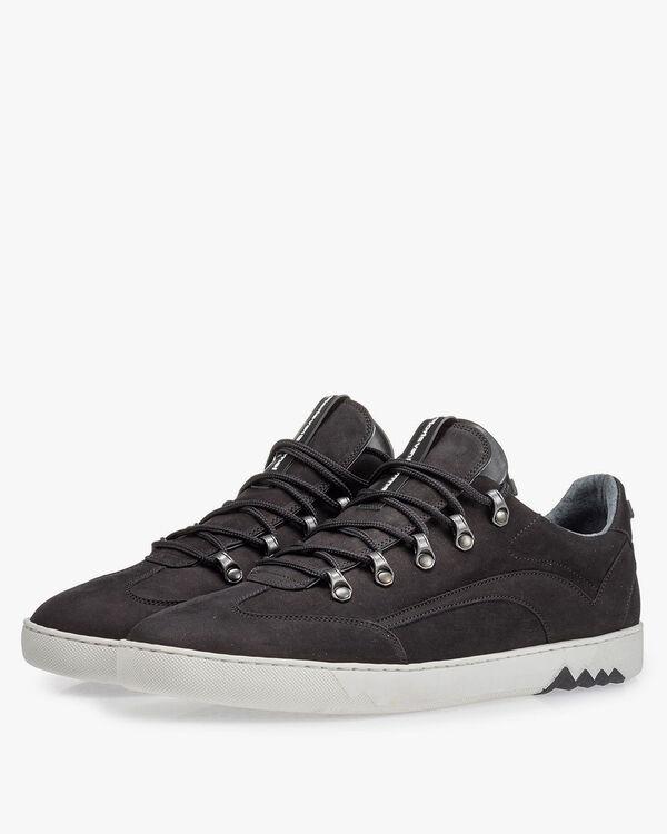 Sneaker nubuck black
