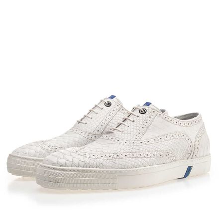 Floris van Bommel men's leather brogue sneaker