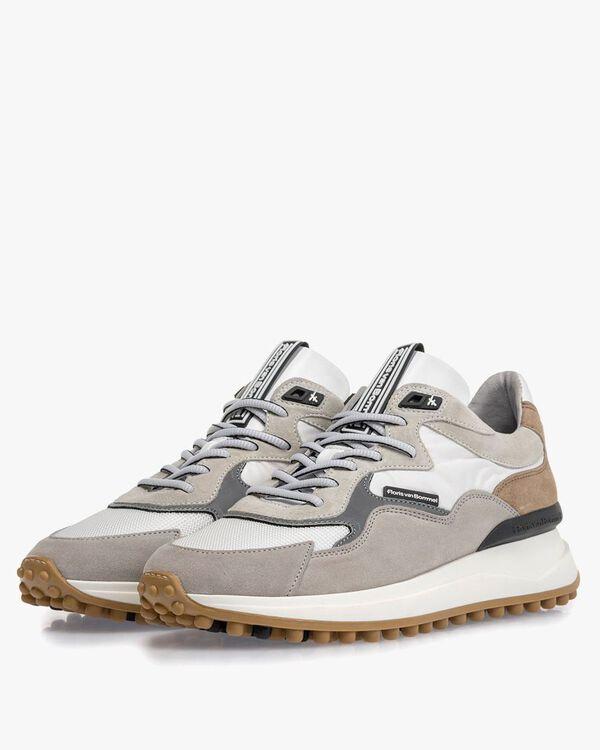 Noppi sneaker white