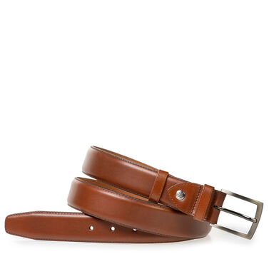Calf leather Van Bommel belt