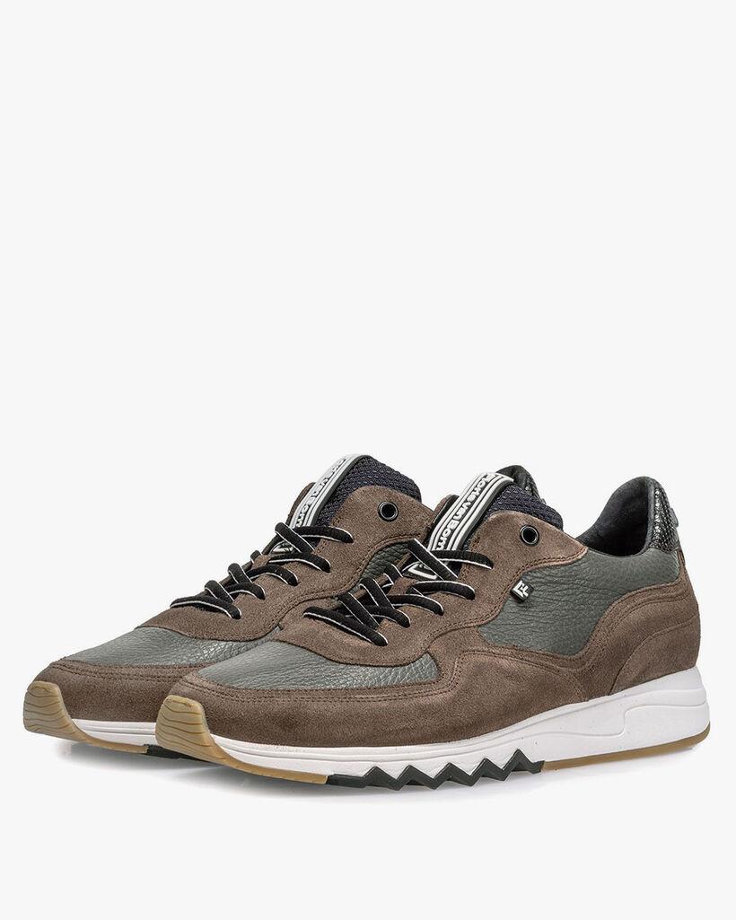 Nineti sneaker grey