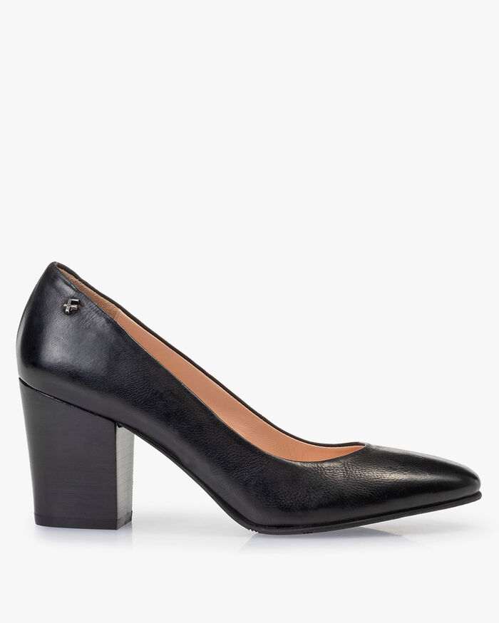 Pumps nappa leather black
