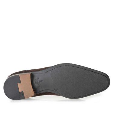 Calf leather brogue