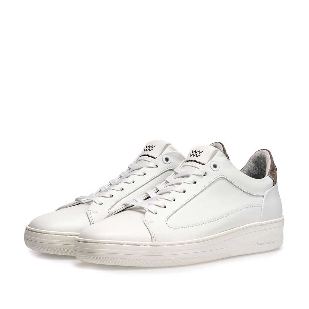 13265/27 - Sneaker white calf leather