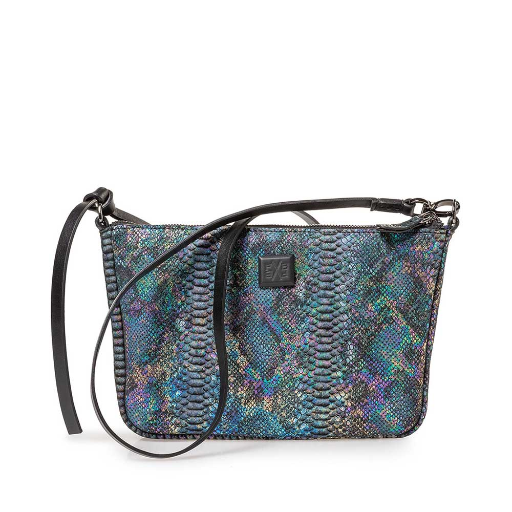 89019/31 - Bag snake print multi-colour